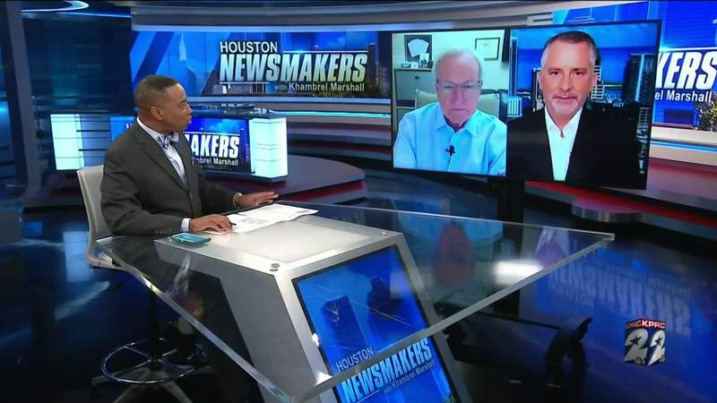 Houston Newsmakers: Serve America Movement registers as political party in Texas