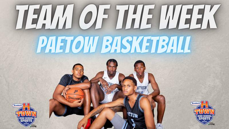 Paetow: H-Town High School Sports Team of the Week presented by Allegiance Bank
