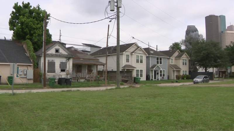 Community leaders working to save historic Freedman's Town.