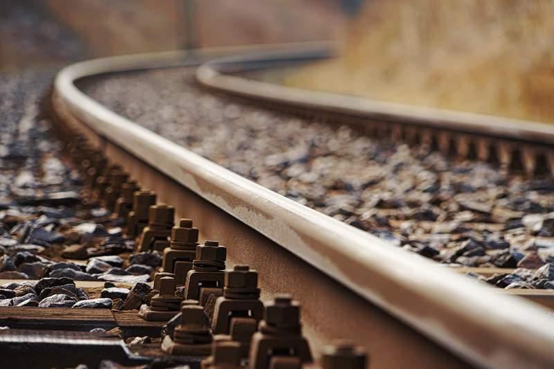 Generic image of train track