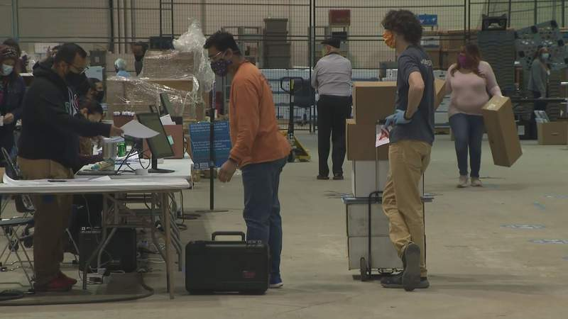 Harris County Makes Final Preparations for Election Day