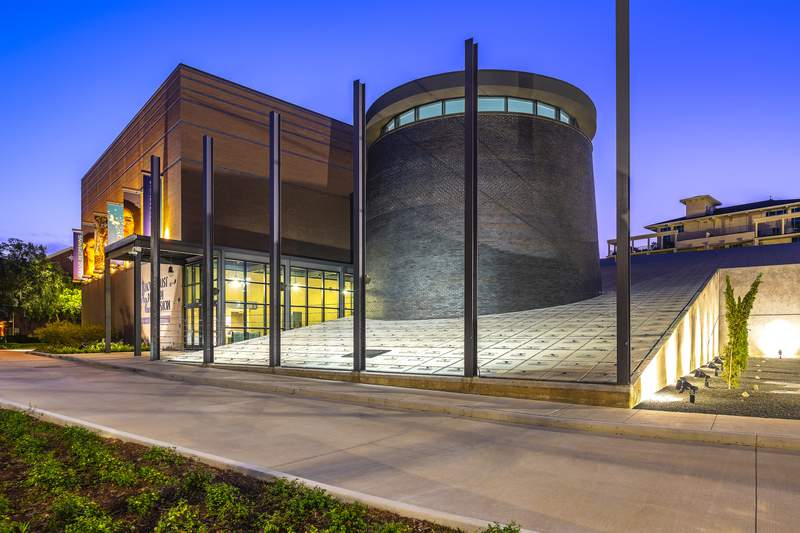 The Houston Holocaust Museum