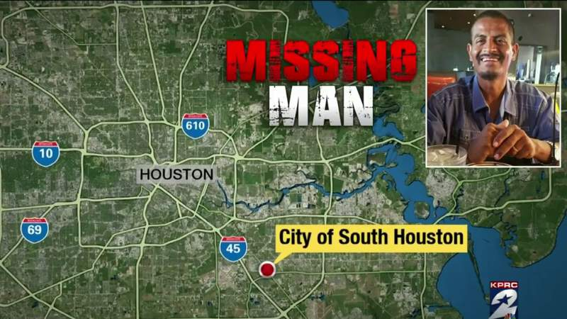 Search for man missing since Monday