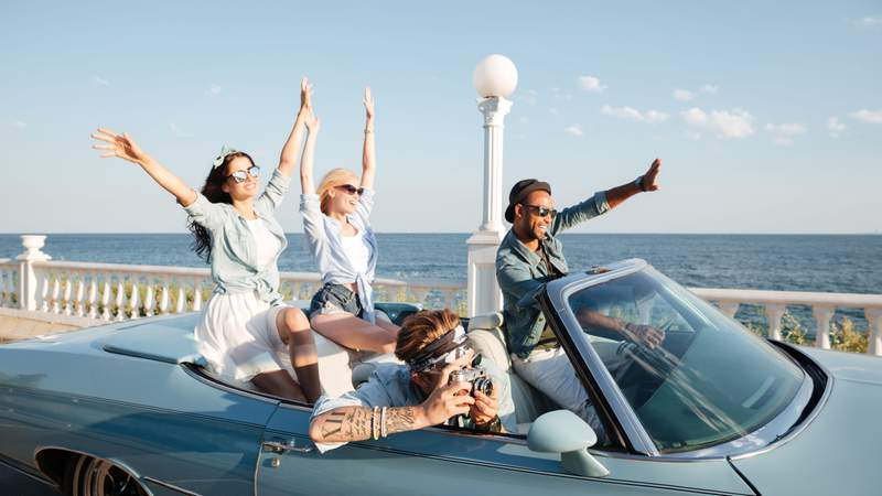 Here are some ideas for road trip getaways