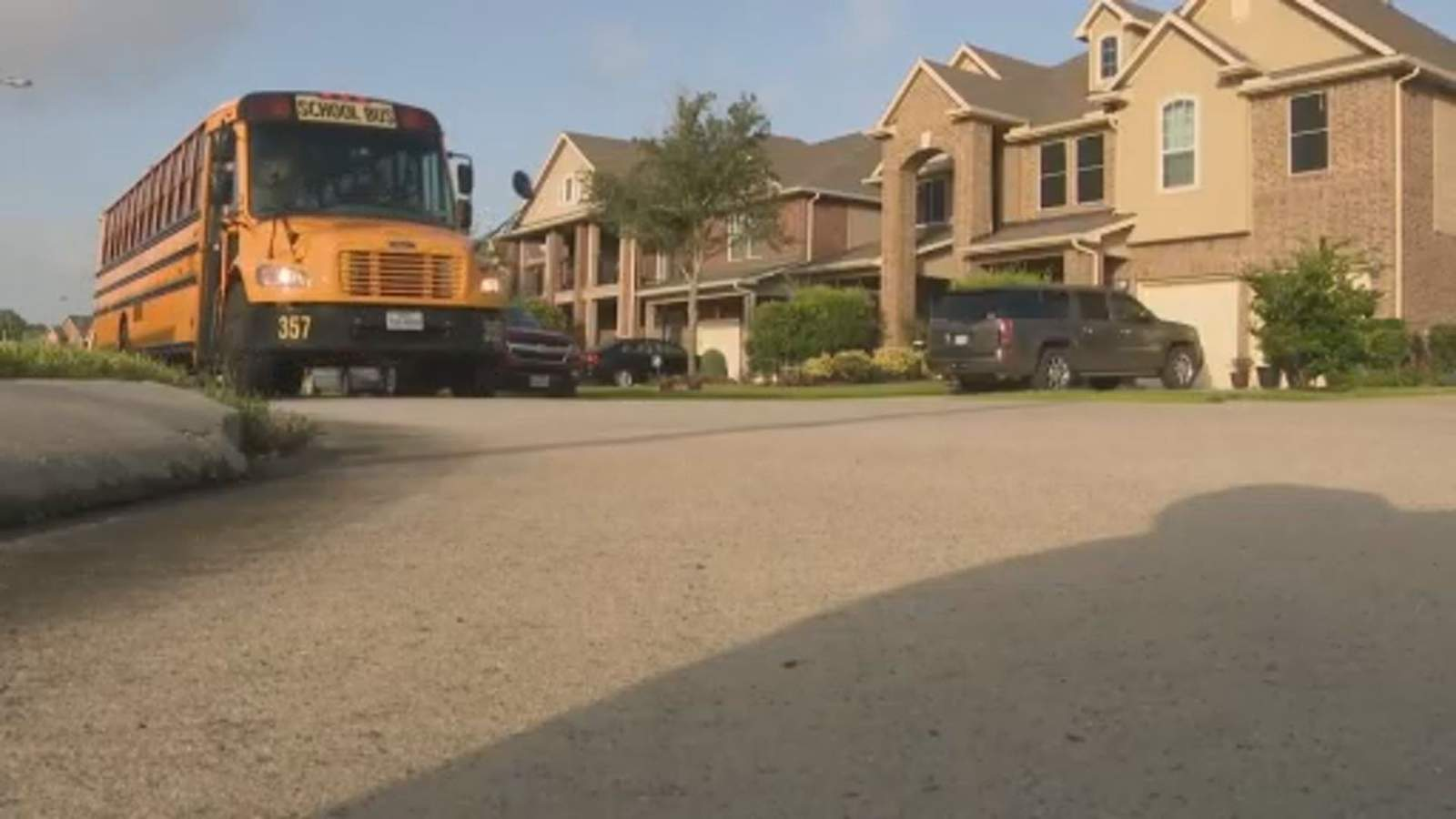 Klein Isd Mom Concerned With Bus Issues After Son Other Students Left Waiting In Cold