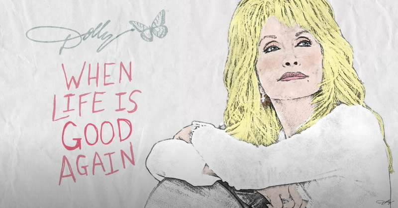 'When Life is Good Again' cover artwork