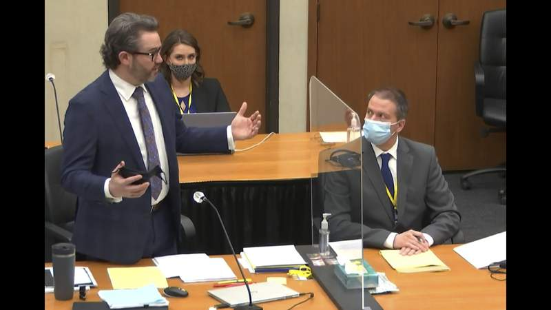 Trial of Derek Chauvin: Prosecutors rest their case today