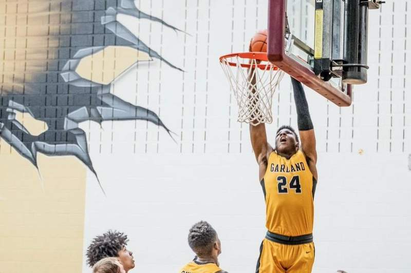 Garland giant Zuby Ejiofor is only just getting started