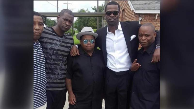 Former NBA player Stephen Jackson speaks out about the death of longtime friend, George Floyd