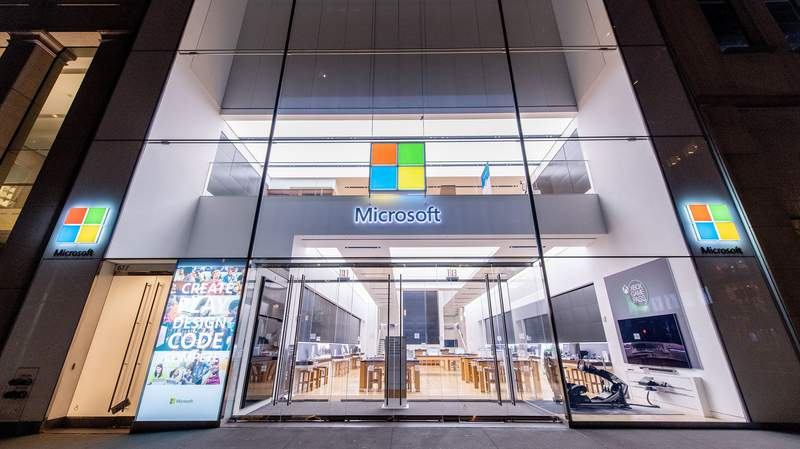 Microsoft is giving its workers an additional three months of paid parental leave to deal with extended school closures due to the coronavirus outbreak.