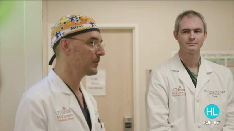 This team puts their whole hearts into caring for those of their patients | HOUSTON LIFE | KPRC 2