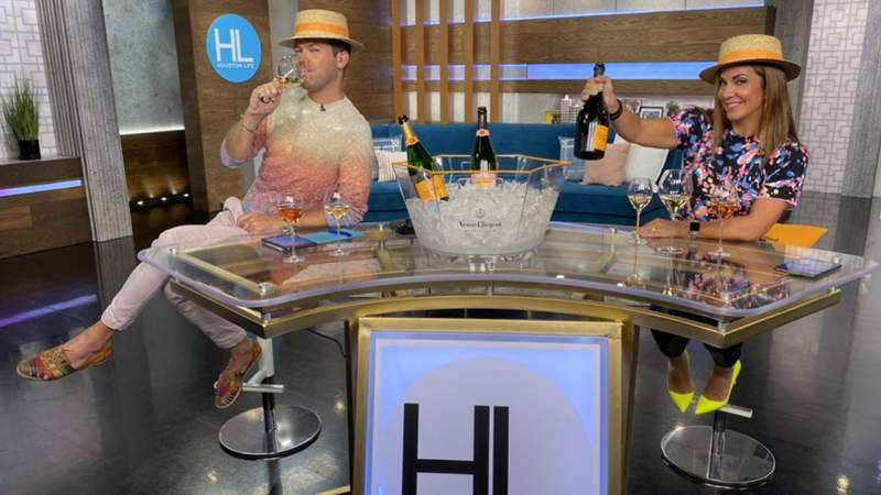 HL Wine Club: Here's everything you need to know about Veuve Clicquot   HOUSTON LIFE   KPRC 2