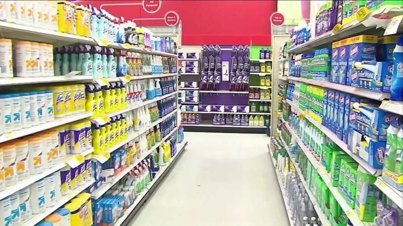 Florida poison centers see spike in calls about disinfectants