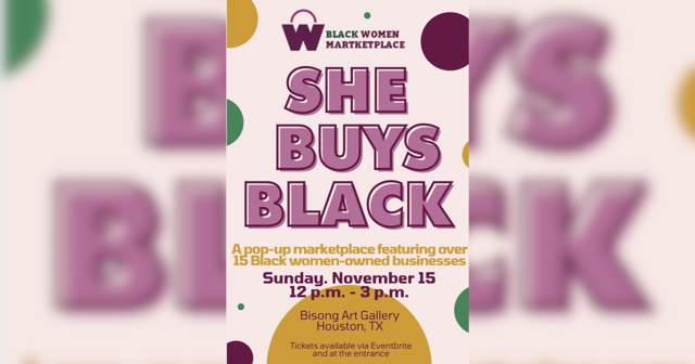 Ladies, get your wallets ready! The Houston-based organization Wins for Black Girls is launching its first pop-up shopping experience that will feature 15 businesses owned and created by Black women.