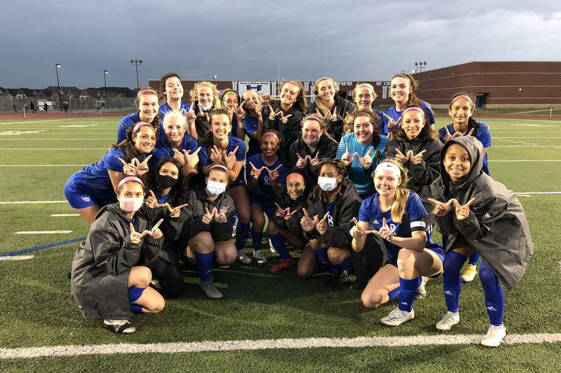 Ticket Punched! Hebron Lady Hawks Prep for Playoffs presented by Academy Sports + Outdoors