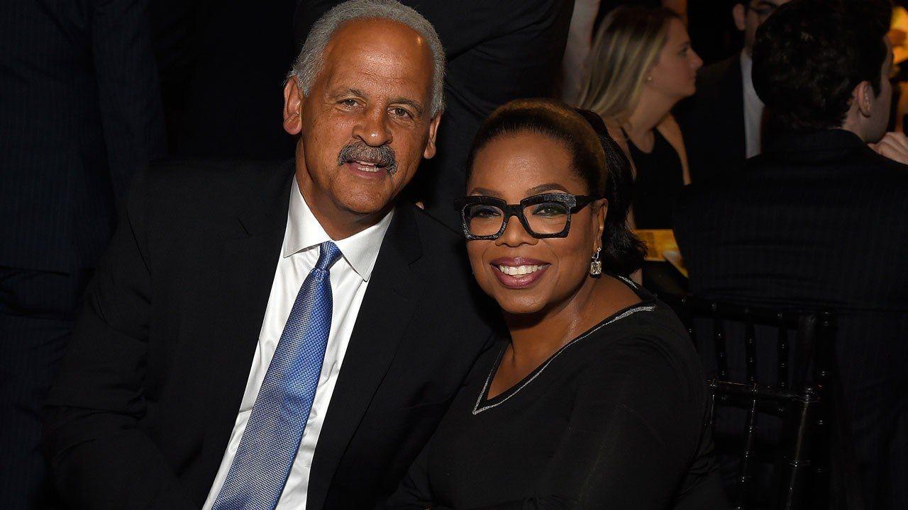 Oprah Winfrey comparte por qué Stedman está en cuarentena en su casa de huéspedes 2