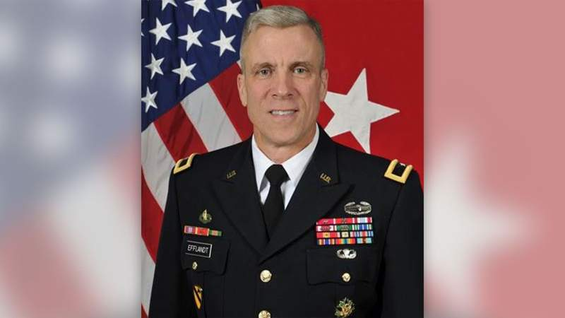 Fort Hood Commander removed from post