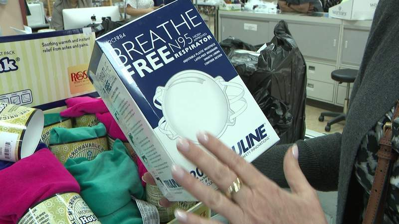 Local doctor says this mask prevents the spread of coronavirus, but it's selling out fast