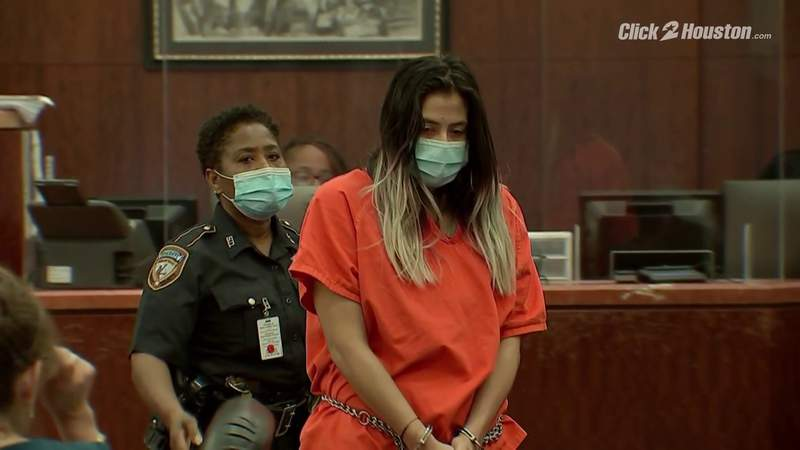 Theresa Balboa appears in court for capital murder charge