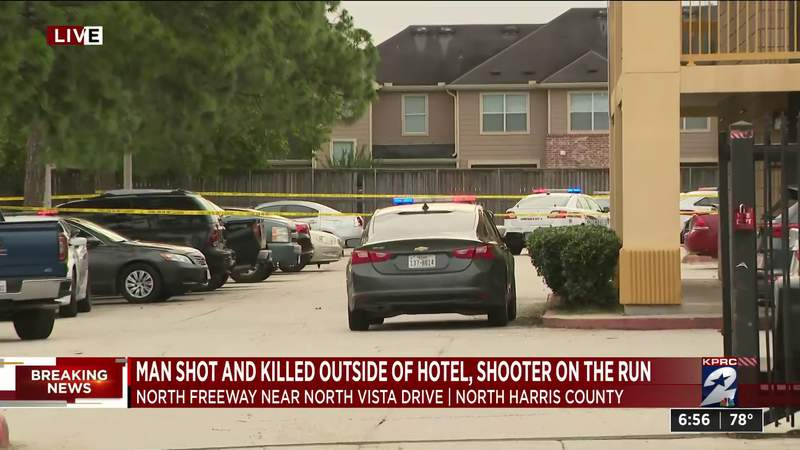 Argument over $40 leads to man's fatal shooting at hotel in N. Harris County: Pct. 4