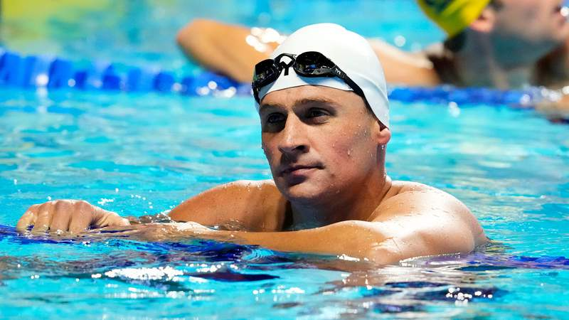 Ryan Lochte, 36, will have a chance to qualify for his fifth Olympic Games on Friday night.