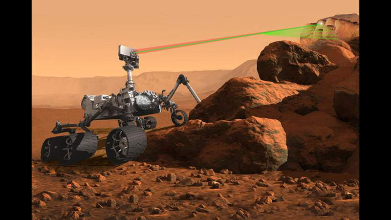 Meet Perseverance. The new name has been assigned to NASA's Mars 2020 rover.