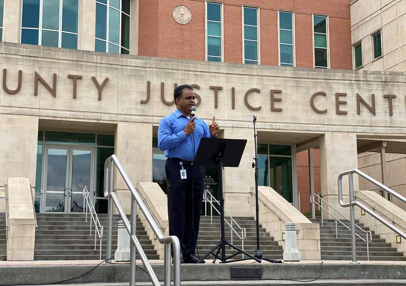 Fort Bend County officials and community leaders came together Saturday at the Unity Against Hate Rally, according to a press release.