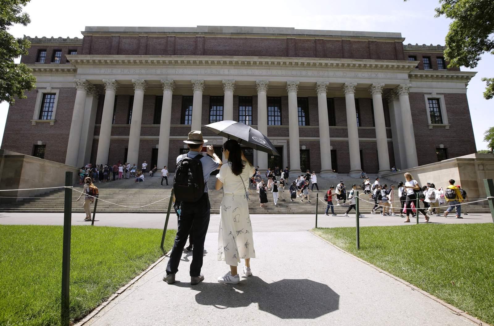 www.click2houston.com: Judges scrutinize suit's claims in Harvard racial bias case