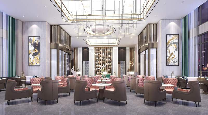 An image of Blossom Hotel, set to open at Medical Center later this summer.