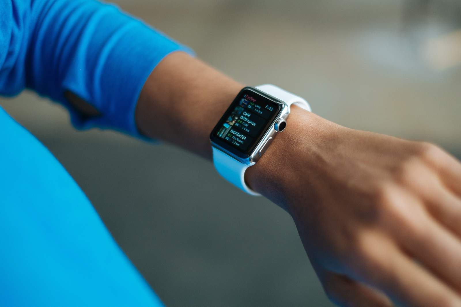 All the ways a fitness tracker could help...