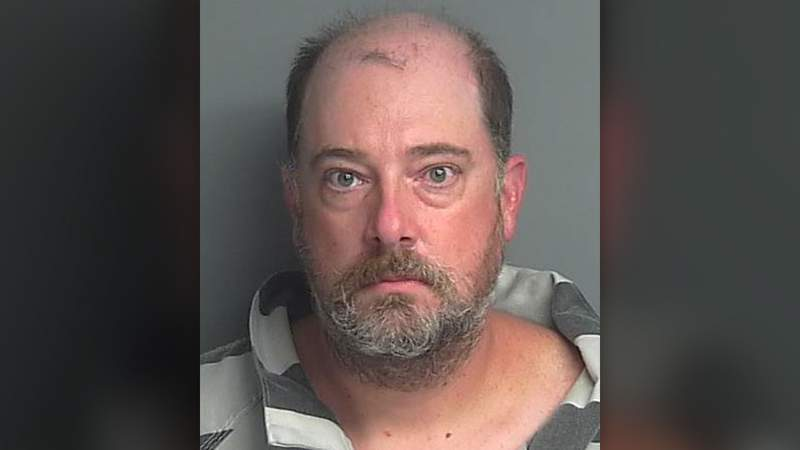 James Browning is seen in this mugshot released by the Montgomery County Jail on Sept. 1, 2020.