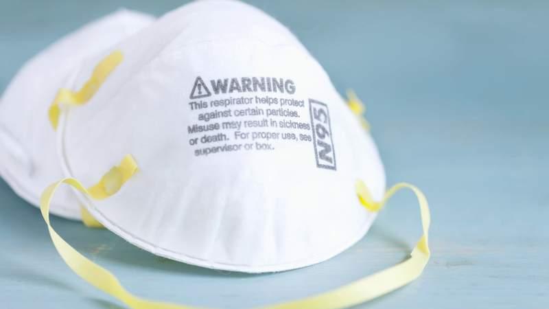 Q&A on masks: UHS epidemiologist Dr. Jason Bowling discusses pros, cons of N95 masks
