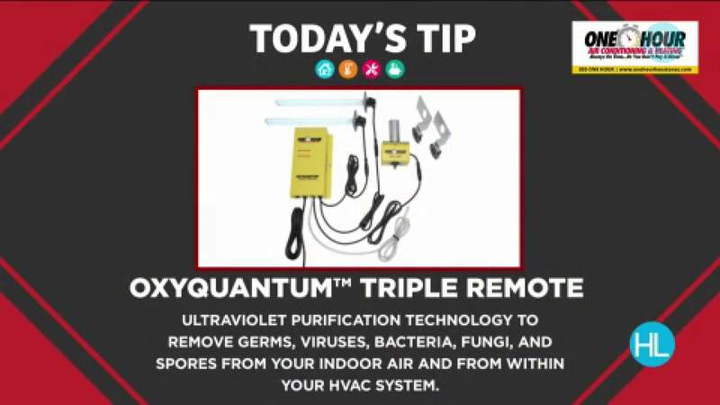 A breath of fresh air: Tackle home odors with ultraviolet technology | HOUSTON LIFE | KPRC 2