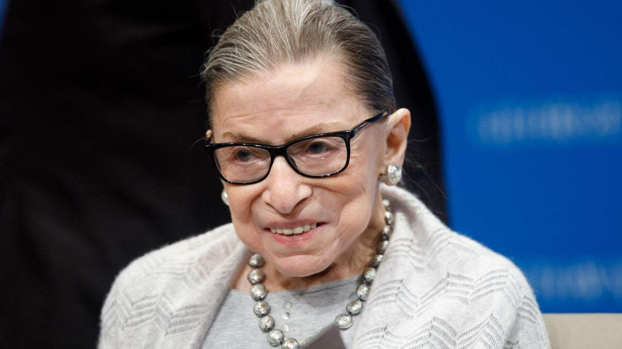 Person Of Great Righteousness Jewish Community Notes The Significance Of Justice Ginsburg S Death On Eve Of Rosh Hashanah