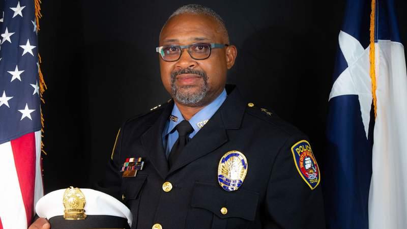 Galveston Police Chief Vernon Hale