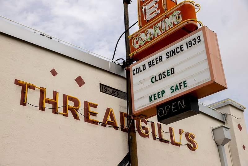 Threadgills restaurant is closing permanently due to the coronavirus pandemic.