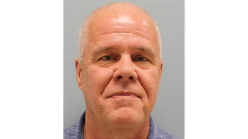 Curtis Allen Holliday, a 58-year-old man, is accused of killing his 29-year-old wife, who was discovered in a commercial freeze, according to the Harris County Sheriff's Office.
