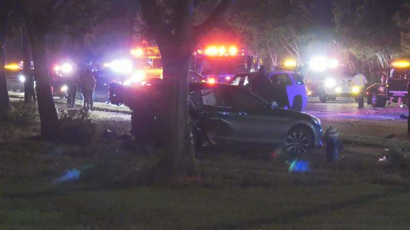 Driver on the Run After Deadly Chase