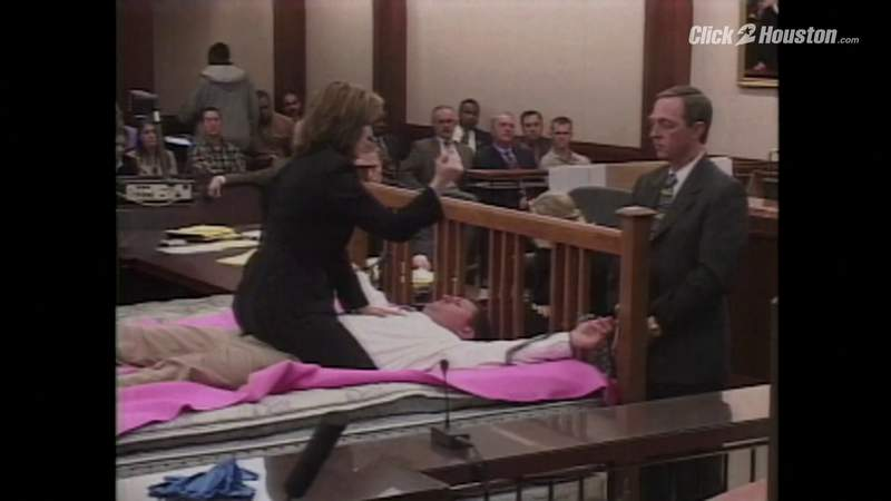 Archive video: Susan Wright's trial enters sentencing phase