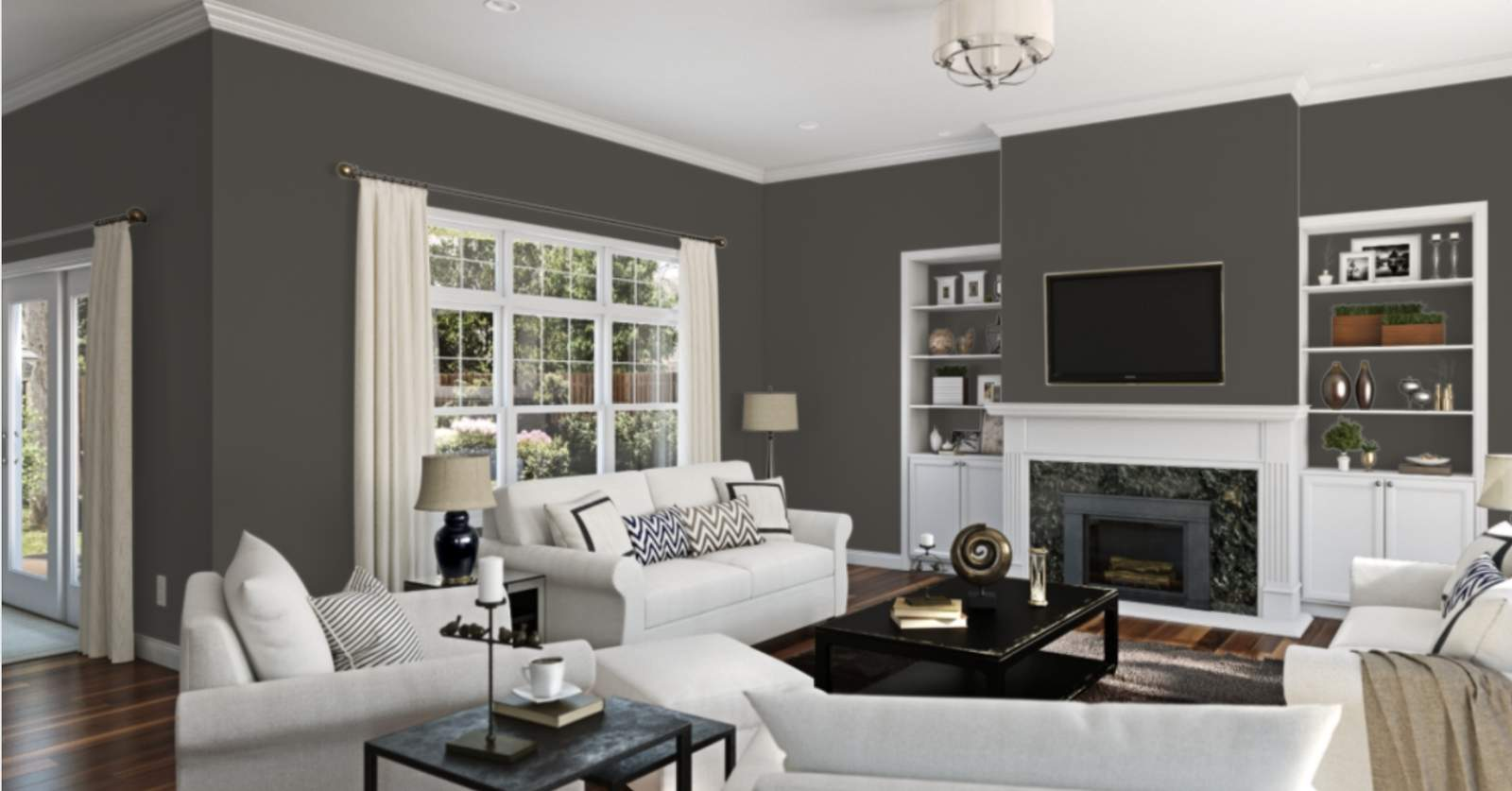Sherwin Williams Reveals Urbane Bronze As 2021 Color Of The Year