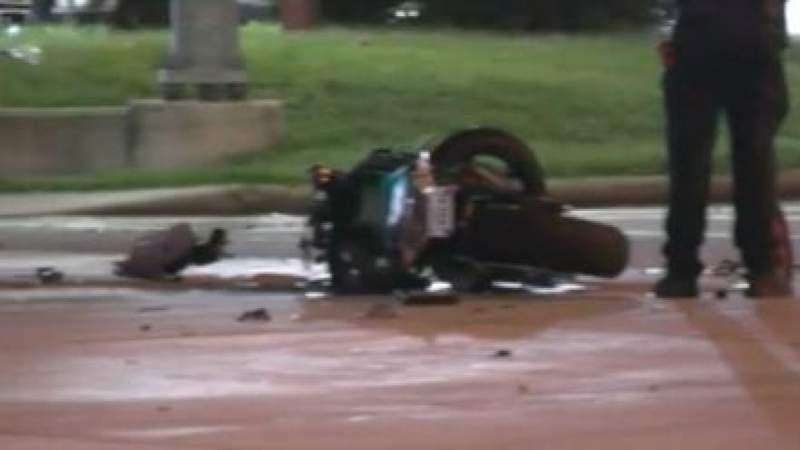 Motorcyclist killed in crash in SW Houston: Police