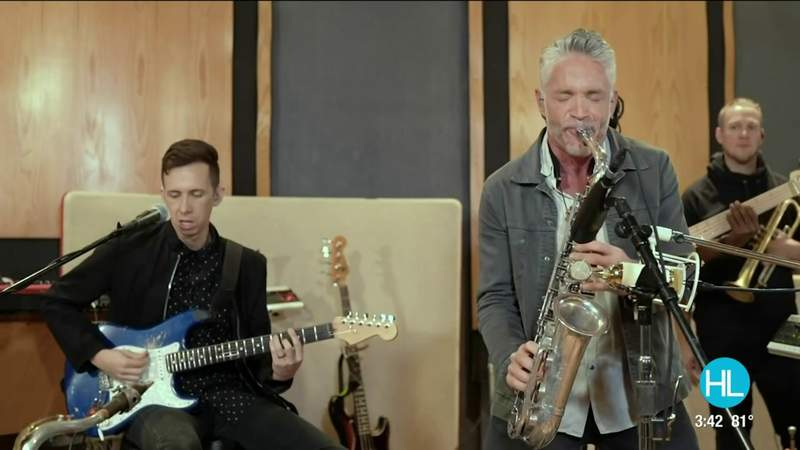 Saxophonist Dave Koz shares a preview of new album 'Golden Hour' and upcoming show | HOUSTON LIFE | KPRC 2