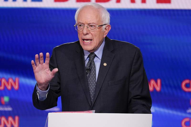 Pro-Sanders group rebranding into 'pragmatic progressives' - KPRC Click2Houston