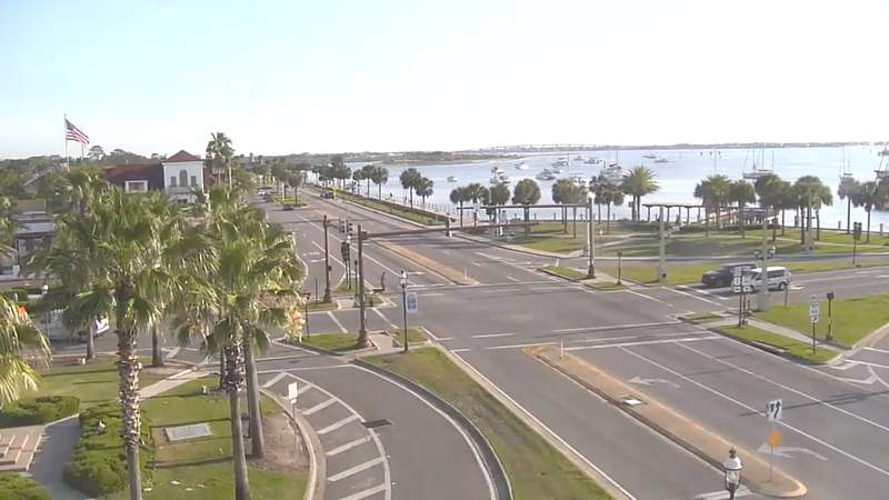 WJXT - Static - St Augustine Downtown