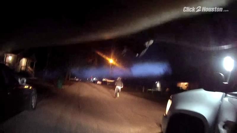 La Marque police release bodycam video from Joshua Feast shooting