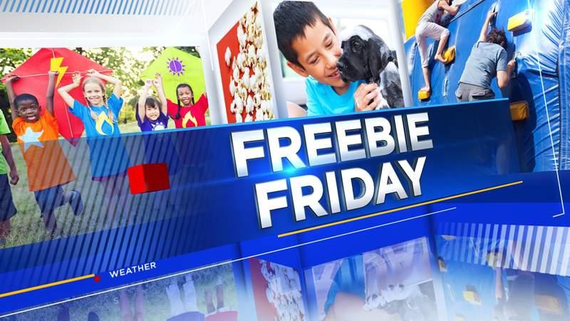 Freebie Friday for Dec. 27, 2019