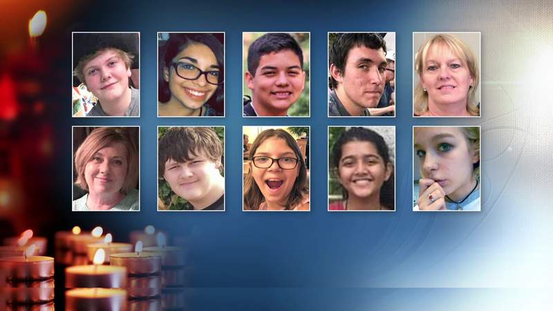 Tuesday marks 3 years since the shooting rampage at Santa Fe High School