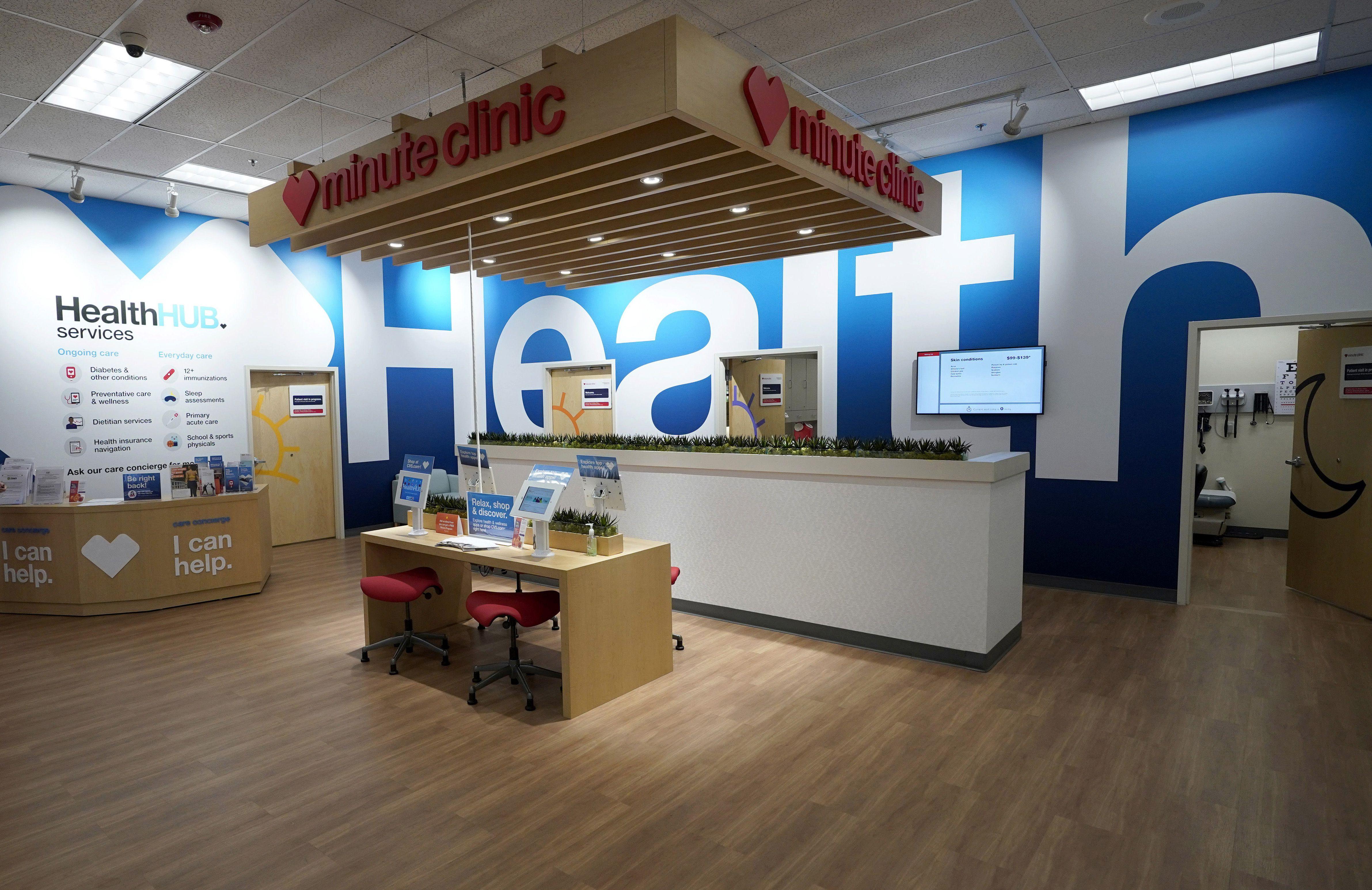CVS Health cambia a ganancias en el cuarto trimestre 2