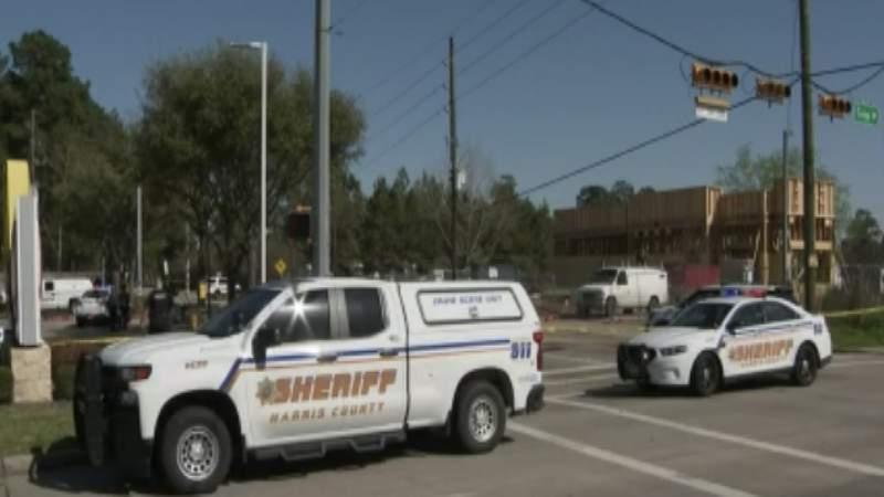 Harris County deputies fatally shoot man