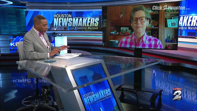 Newsmakers Extra: Gaby Rowe